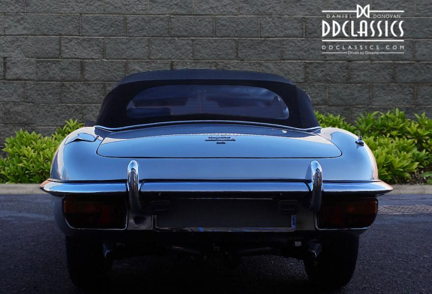 Jaguar E Type Series 2 4 2 Litre Roadster Lhd