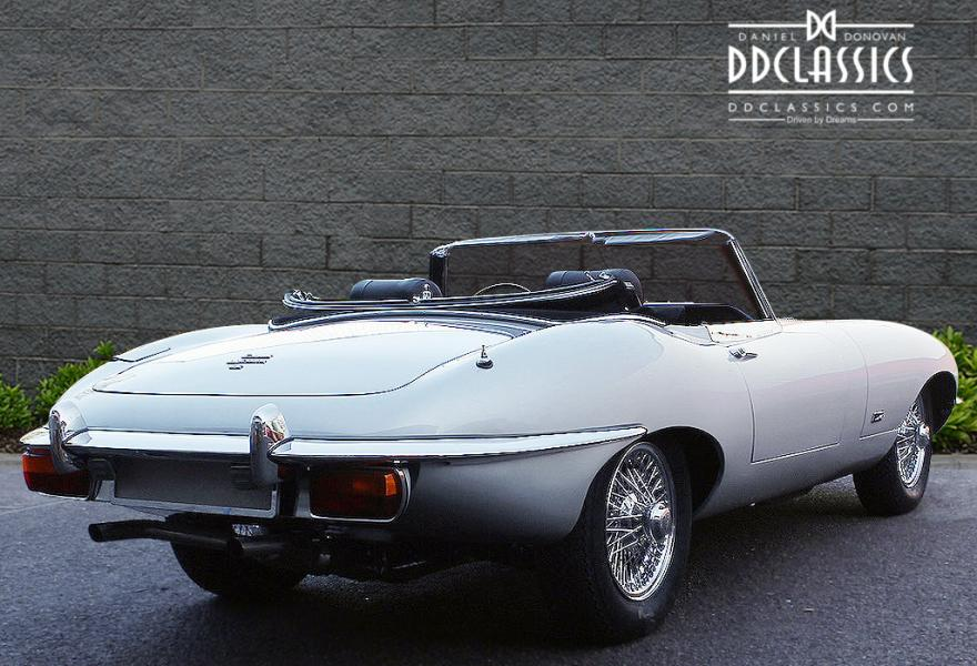how much is a jaguar e-type convertible worth