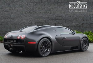 how fast is a bugatti veyron