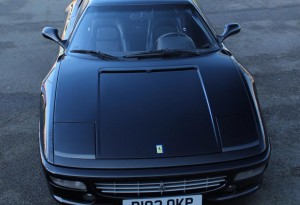 JK ferrari 355 in black for sale