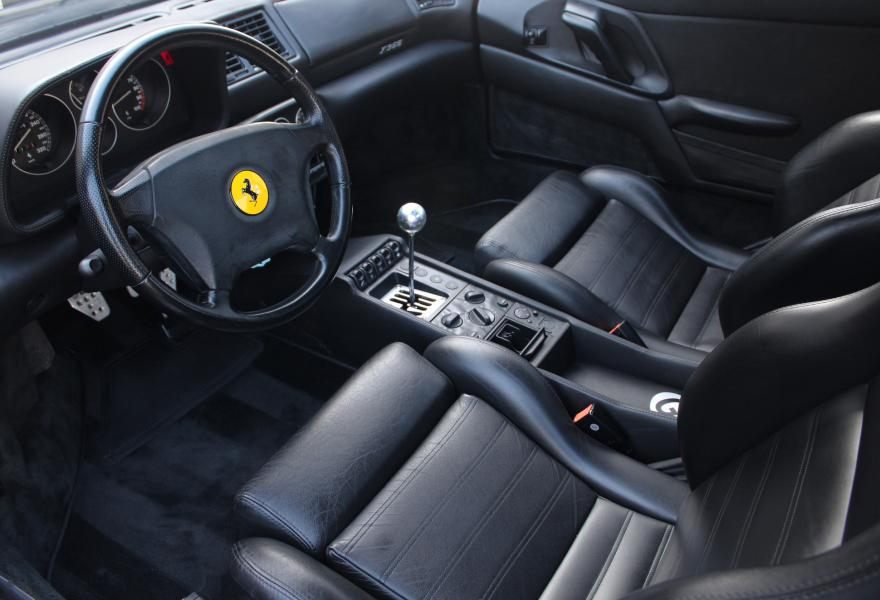 left hand drive ferrari 355 berlinetta for sale