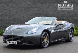 This is a fabulous car that perfectly captures the essence of a great Ferrari while simultaneously successfully appealing to a new breed of luxury car drivers
