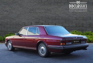 1996 Rolls-Royce Silver Spur IV (RHD) for sale in London