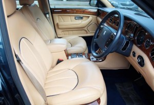 how much was a rolls-royce silver seraph when new