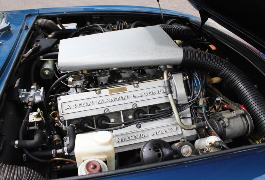 aston martin v8 oscar india v8 engine