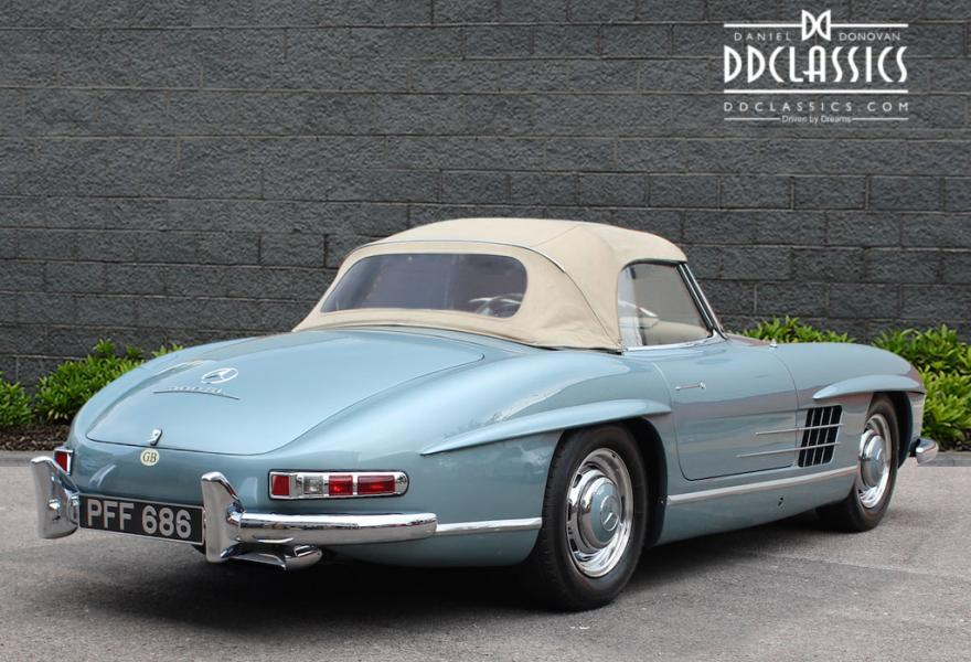 300 sl roadster for sale