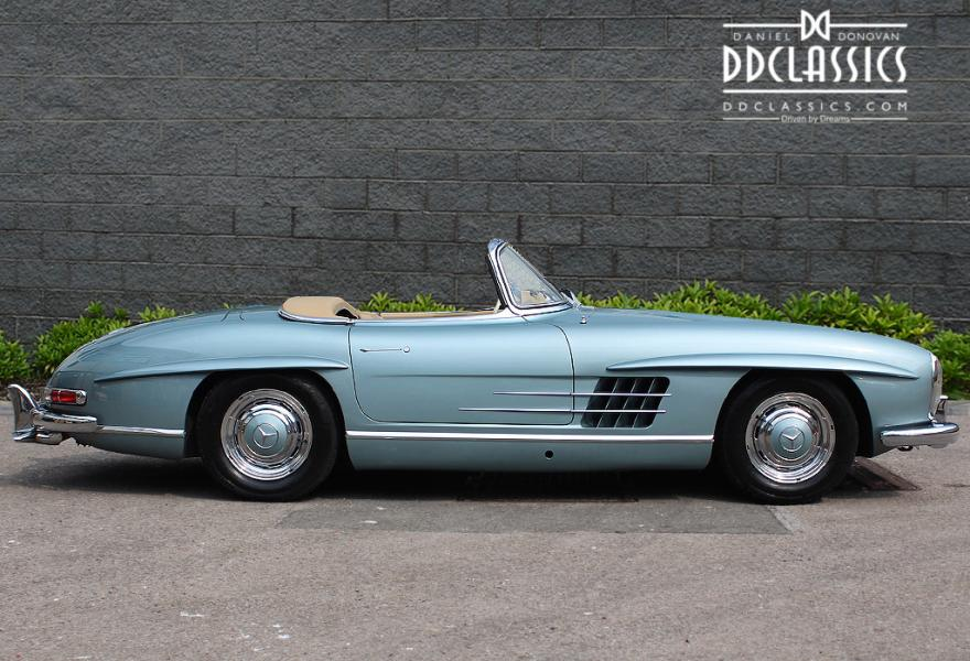 300 sl mercedes-benz for sale