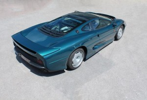 how much is a jaguar xj220