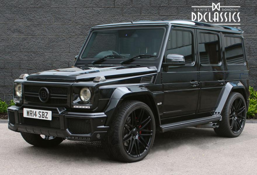 2014 Brabus G63 AMG Station Wagen (RHD) for sale in London