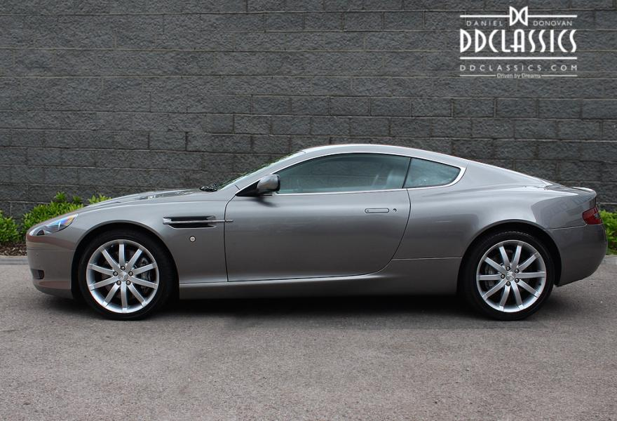 2007 Aston Martin DB9 (RHD) for sale in London