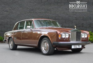 1980 Rolls-Royce Silver Shadow II (RHD) for sale in London