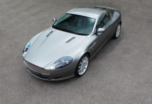 aston martin db9 for sale in tungsten