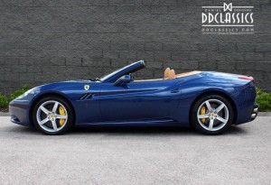 2009 Ferrari California (RHD) for sale in London