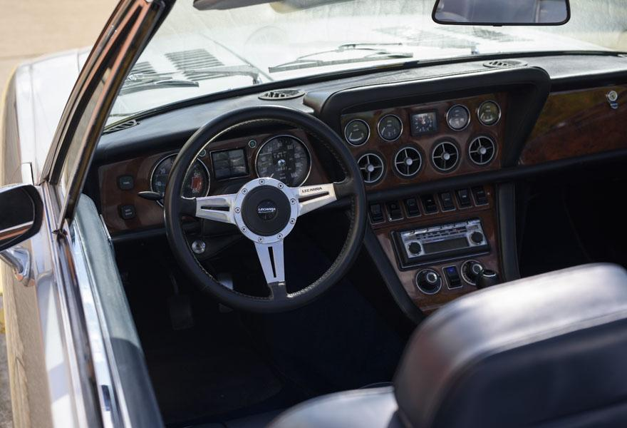 1975 Jensen Interceptor III Convertible (LHD)