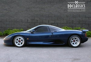 1991 Jaguar XJR-15 (RHD) For sale in London