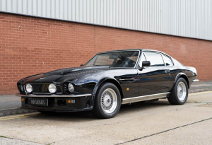 1988 Aston Martin V8 Vantage X-Pack Coupe For Sale In London (RHD)