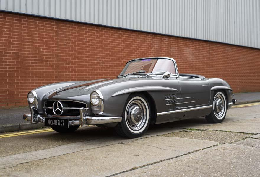1958 Mercedes-Benz 300SL Roadster (LHD)