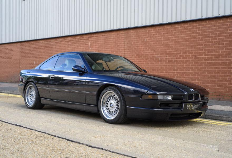 1993 BMW 850 5.6 V12 CSi (LHD)