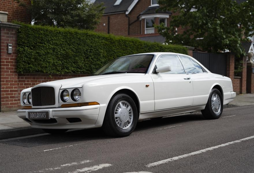 1992 Bentley Continental R Coupe