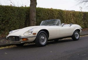 1974 Jaguar E-Type Series 3 V12 Roadster Manual (LHD)