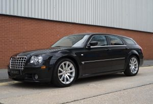 2006 Chrysler 300C Touring Hemi SRT Wagon