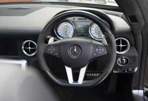 2013 Mercedes-Benz SLS AMG Roadster