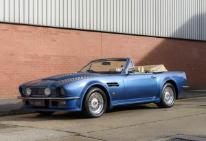 1980 Aston Martin V8 Volante X-Pack Manual (RHD)
