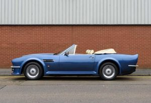 Aston Martin V8 Volante X-Pack Manual (RHD)