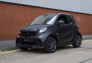 2018 Brabus Smart ForTwo