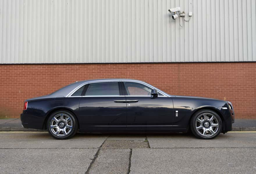 2016 Rolls-Royce Ghost Extended Wheel Base (RHD)