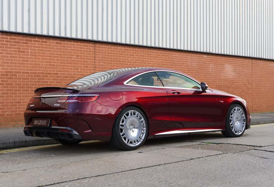 2019 Brabus 800 (S63) Coupe (LHD)