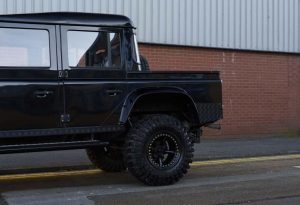 2007 Land Rover Defender 110 2.4 Tdci Pick Up (RHD)