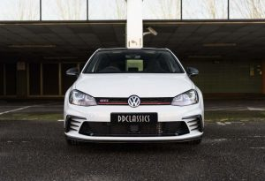 2017 Volkswagen Golf GTi Clubsport Edition 40 (RHD)