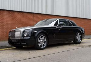 2010 Rolls-Royce Phantom Coupe (RHD)