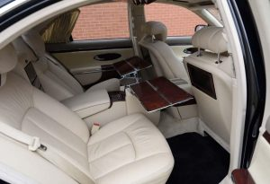 2008 Maybach 57 (RHD)