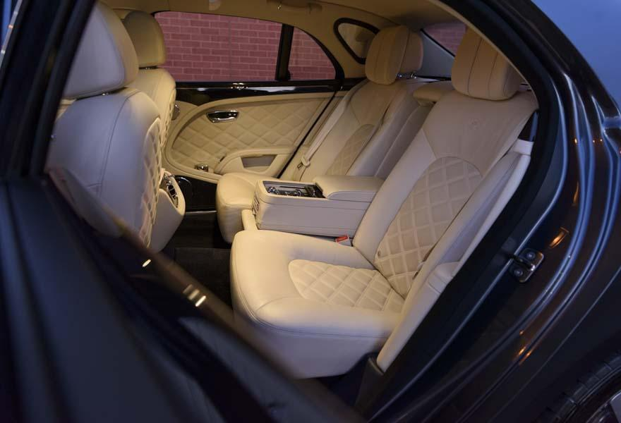 2016 Bentley Mulsanne (RHD)