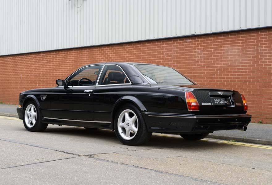 2000 Bentley Continental R Mulliner (LHD)