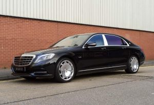 2015 Mercedes-Benz S600 Maybach (RHD)