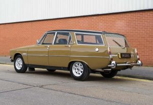 1974 Rover 3500S Estate (RHD)