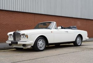 1988 Bentley Continental Convertible (RHD)