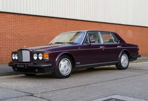 1995 Bentley Brooklands (RHD)