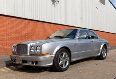 Bentley Continental R Mulliner Millennium Limited Edition 1 of 10 (LHD)