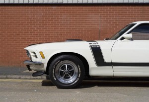 1970 Ford Mustang Boss 302 (LHD)