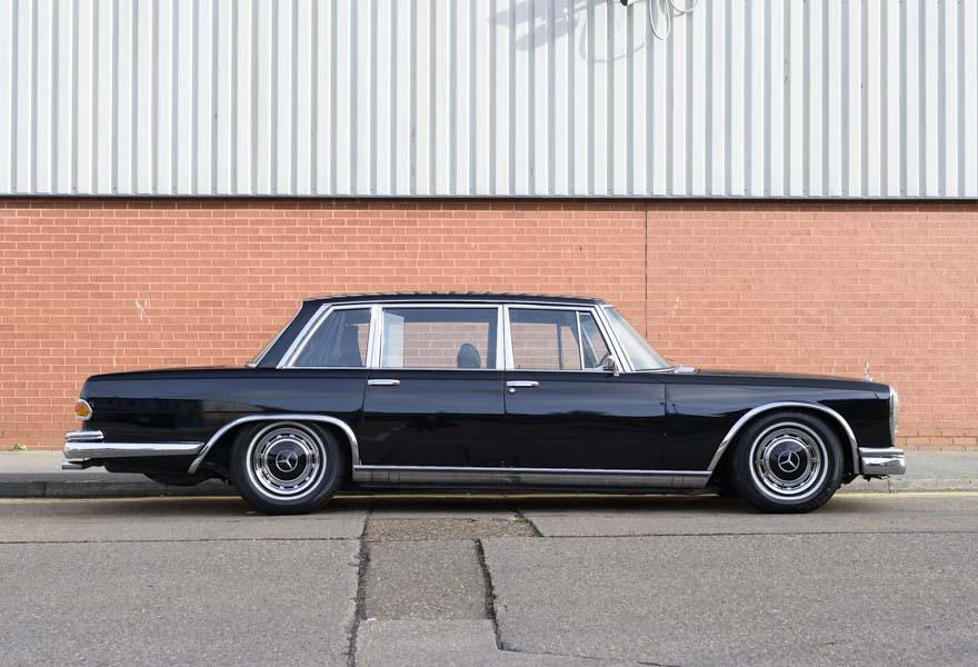 1970 Mercedes-Benz 600 Grosse (RHD)