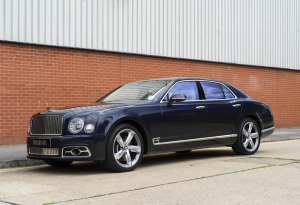 2018 Bentley Mulsanne Speed (RHD)