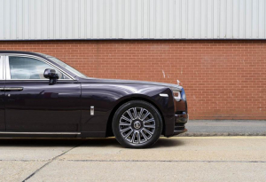 2018 Rolls-Royce Phantom VIII Extended Wheel Base (RHD)