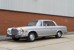 1969 Mercedes-Benz 280SE 3.5 Coupe (LHD)