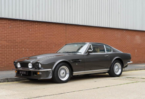 1986 Aston Martin V8 VANTAGE 580X 'X-PACK' Coupe (LHD)