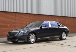 2016 Mercedes-Benz S600 Maybach (RHD)