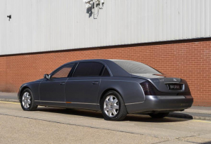2006 Maybach 62 (RHD)